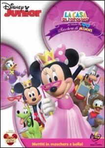 La casa di Topolino. Il ballo in maschera di Minnie - DVD