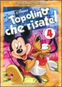 Topolino che risate! Vol. 4 - DVD