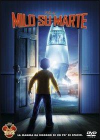 Cover Dvd Milo su Marte (DVD)