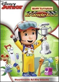 Cover Dvd Manny Tuttofare. Manny e la grande gara (DVD)
