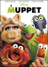 Cover Dvd Muppet (DVD)