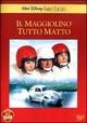 Cover Dvd DVD Un maggiolino tutto matto