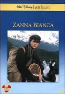 Zanna Bianca, un piccolo grande lupo di Randal Kleiser - DVD