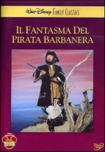 Il fantasma del pirata Barbanera di Robert Stevenson - DVD