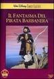 Cover Dvd DVD Il fantasma del pirata Barbanera