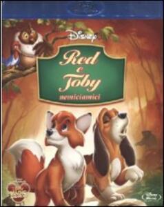 Red e Toby nemiciamici di Art Stevens,Ted Berman - Blu-ray
