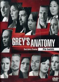 Cover Dvd Grey's Anatomy. Stagione 7 (DVD)