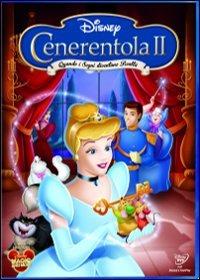 Cover Dvd Cenerentola 2. Quando i sogni diventano realtà (DVD)