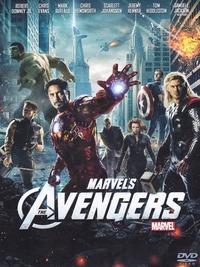 Cover Dvd Avengers (DVD)