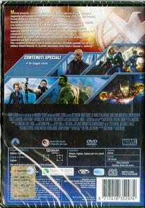 The Avengers di Joss Whedon - DVD - 2