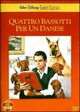Cover Dvd Quattro bassotti per un danese