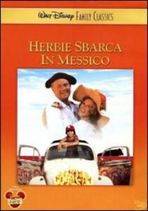 Herbie sbarca in Messico di Vincent McEveety - DVD