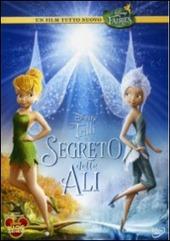 Canzone del film trilli e il segreto delle ali final for Cartone animato trilli
