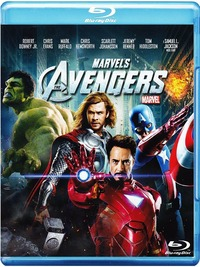 Cover Dvd Avengers (Blu-ray)