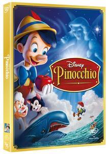Pinocchio di Ben Sharpsteen,Hamilton Luske - DVD