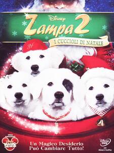 Zampa 2. I cuccioli di Natale (DVD) di Robert Vince - DVD