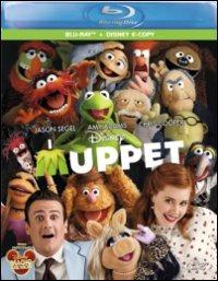 Cover Dvd Muppet (Blu-ray)