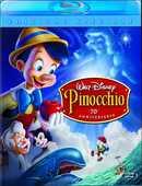 Film Pinocchio Ben Sharpsteen Hamilton Luske