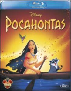 Pocahontas di Mike Gabriel,Eric Goldberg - Blu-ray