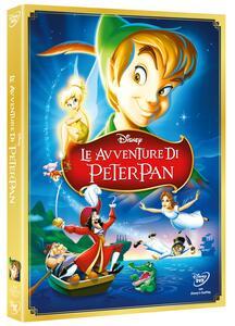 Le avventure di Peter Pan<span>.</span> Edizione speciale di Hamilton Luske,Wilfred Jackson,Clyde Geronimi - DVD