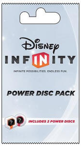 Disney Infinity Pack 2 Gettoni - 2
