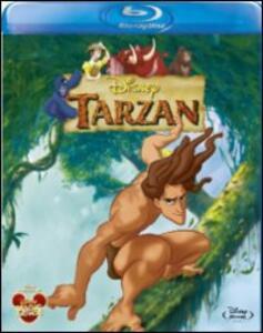 Tarzan di Chris Buck,Kevin Lima - Blu-ray