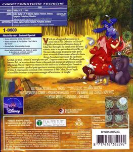Tarzan di Chris Buck,Kevin Lima - Blu-ray - 2
