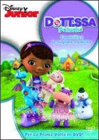 Cover Dvd Dott.ssa Peluche. L'amicizia è la migliore medicina (DVD)