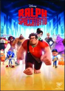 Ralph Spaccatutto di Rich Moore - DVD