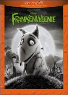 Frankenweenie (2 Blu-ray + Blu-ray 3D) di Tim Burton - Blu-ray + Blu-ray 3D