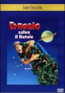 Ernesto salva il Natale di John R. Cherry III - DVD
