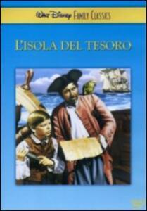 L' isola del tesoro di Byron Haskin - DVD