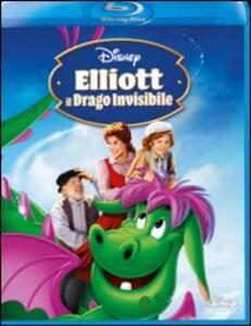 Elliott, il drago invisibile di Don Chaffey,Don Bluth - Blu-ray