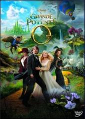 Copertina  Il grande e potente Oz [DVD]