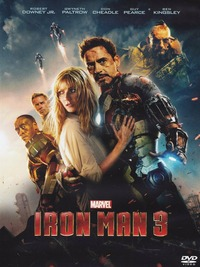 Cover Dvd Iron Man 3 (DVD)