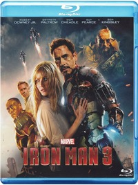 Cover Dvd Iron Man 3 (Blu-ray)