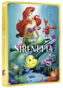 La sirenetta dvd film di john musker alan menken animazione ibs