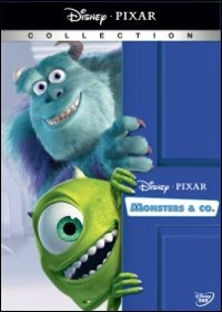 Cover Dvd Monsters & Co. (DVD)