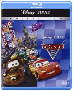 Cars 2 di John Lasseter,Brad Lewis - Blu-ray