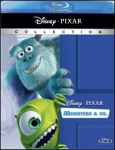 Monsters & Co. di Pete Docter,David Silverman,Lee Unkrich - Blu-ray