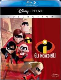 Cover Dvd incredibili. Una normale famiglia di supereroi (Blu-ray)