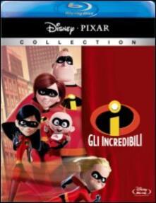Gli incredibili. Una normale famiglia di supereroi di Brad Bird - Blu-ray