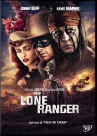 Cover Dvd Lone Ranger (DVD)