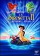 Cover Dvd La sirenetta 2 - Ritorno agli abissi