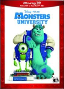 Film Monsters University 3D (Blu-ray + Blu-ray 3D) Dan Scanlon
