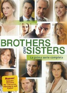 Brothers & Sisters. Stagione 1 di Ken Olin,Matt Shakman,Tucker Gates - DVD