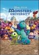 Cover Dvd Monsters University
