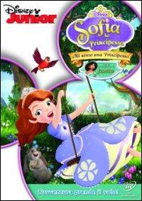 Cover Dvd Sofia la principessa. Mi sento una principessa (DVD)