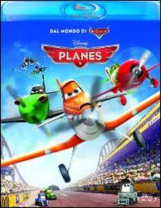 Planes di Klay Hall - Blu-ray