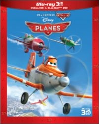Cover Dvd Planes 3D (Blu-ray)